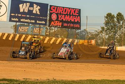 Powri National Midgets 6/12/2020 Lake Ozark Speedway