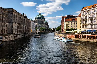 St. Petersburg, Berlin & Tallin