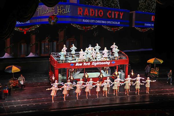Radio City, Christmas Spectacular - December 3, 2011