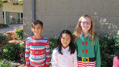 Pajama Day Brings Cozy Feeling to LCE