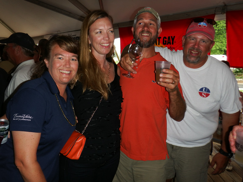 7/19 Horizon crew - Lisa, Laurie, Jerry, Bob