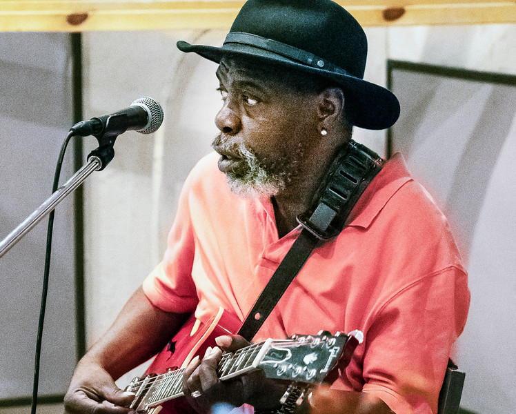 Lurrie Bell | Delmark Rehearsal for Blues Fest