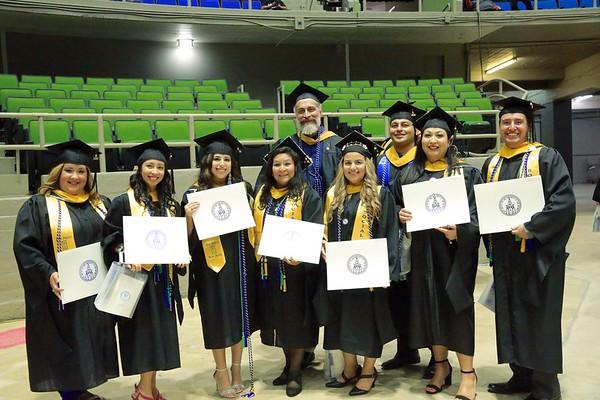 OLLU 2018 Spring Graduation
