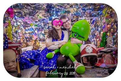 Sarah + Mendel 02-24-19