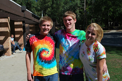 Spirit Week: Tie Dye Day 2010