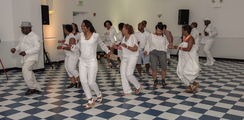 Ivy & Ice All White Party