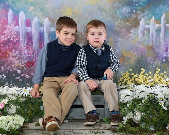 Liam and Elliot