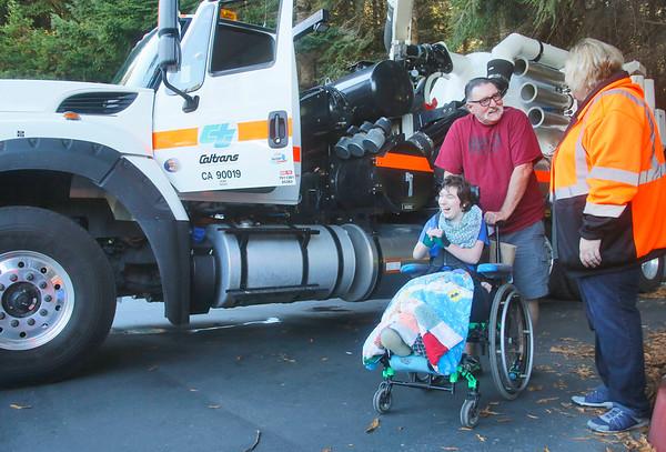 Photos: Transportation Day at Glen Paul