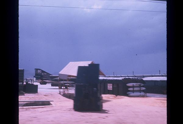 Ron Dickson '68-'69 - Da Nang