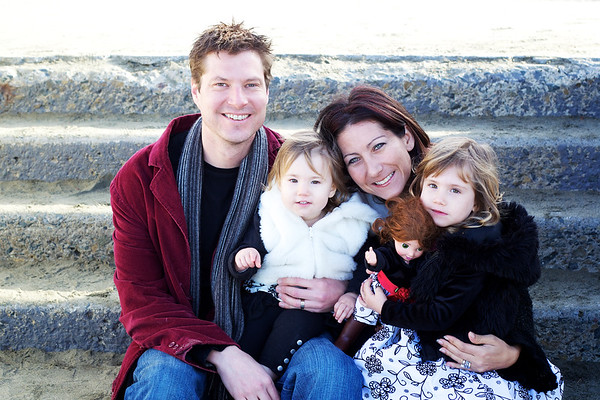 Kristen, Jason, Kavela & Satori