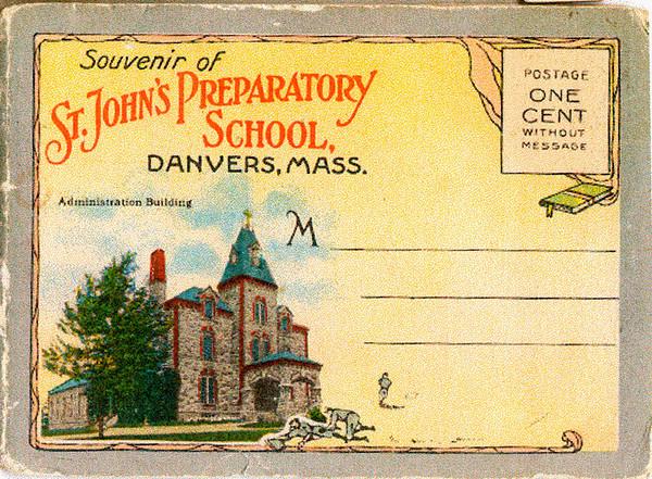 Antique Prep Postcards
