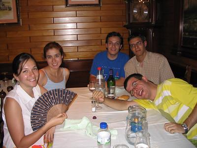 2005_07_16 Vivi's Aranjuez Pictures