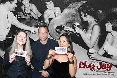 Chez Jay's.   1657 Ocean Ave, Santa Monica, CA 90401. ChezJays.com
