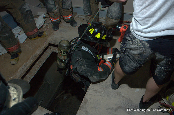 RIT Drill at Acquired Structure - 9 Aug 2010
