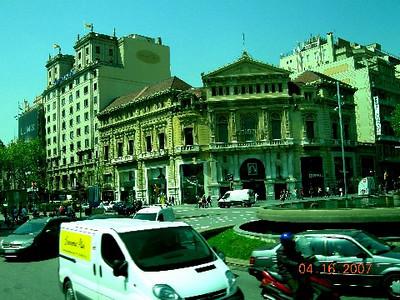 BARCELONA, SPAIN (4/16/2007)