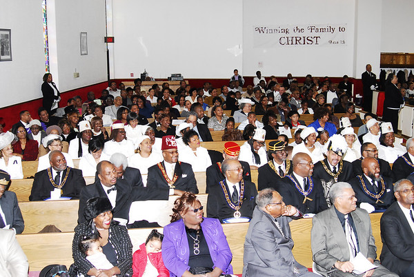 MLK Sunday Afternoon @ St. John Baptist Church OKC, OK
