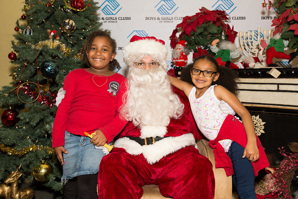 12.16.16 Venice Boys and Girls Club's Holiday Party