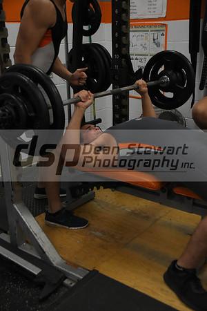 University Boys Weightlifting 01-30-2019