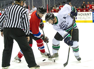 Salute To Heroes Hockey