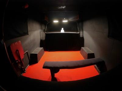Photoshoot Caravane Miniature