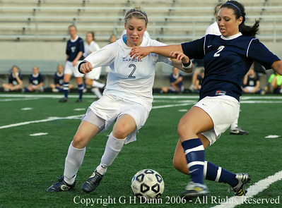 2007-03-27 Southlake Carroll v Flower Mound - Soccer - Varsity Girls