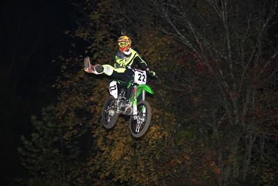 October 24, 2015 - English Mountain Night at I40