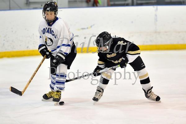 Berks Catholic vs Exeter/Garden Spot/Cocalico Middle School Ice hockey