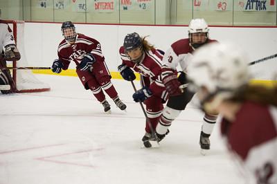 12/14/17: Girls' Varsity Hockey v Loomis-Chaffee