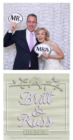 Britt & Russ