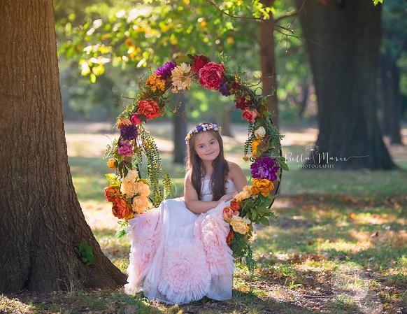 Summer Floral Ring