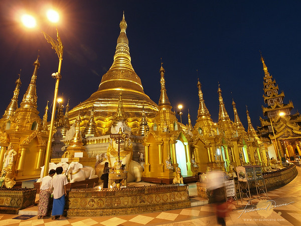 Golden Yangon 2011