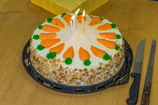 Fr John's Birthday