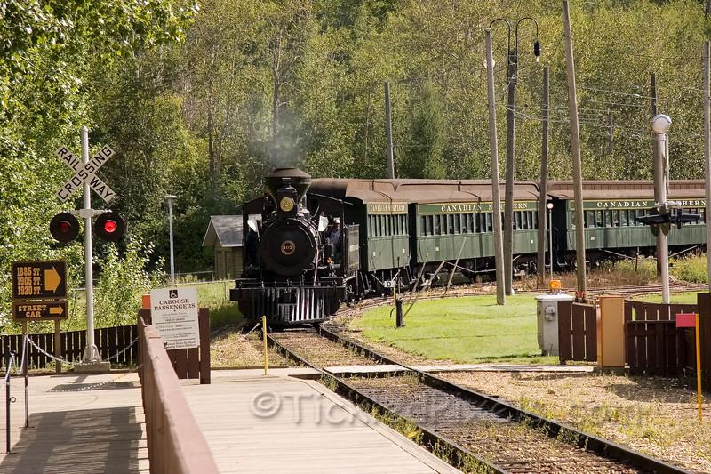The Edmonton, Yukon and Pacific Railway