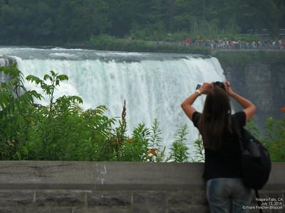 Niagara Falls, Canadian side, July 13 2014 part 1