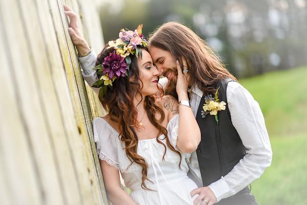 AJ and Crystal's Wedding- 4-28-18