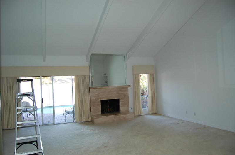 Another view of the living room.