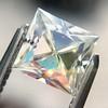 1.38ct French Cut Diamond GIA J VVS1 10