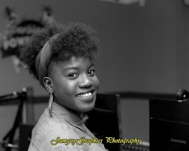 Jackie Jaxx at Caribbean Powder Jam Radio