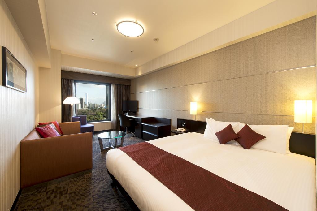 Hotel Villa Fontaine Shiodome-Tokyo