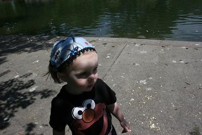 Duck Pond in Salem