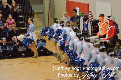 02-02-2013 MCPS Poms Championship Clarksburg HS at Richard Montgomery HS Division 2, Photos by Jeffrey Vogt Photography
