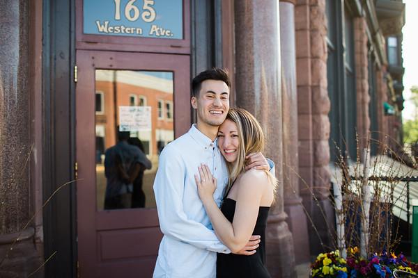 Nick and Hannah || Proposal