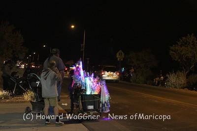 Masik Tas Light Parade 2017