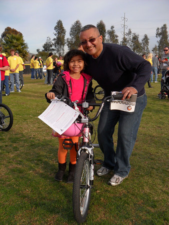 2011 ASY & Ernst & Young Bike Giveaway