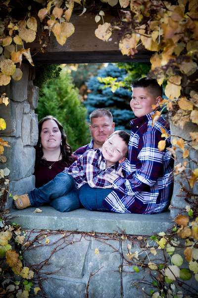 Saylor Family 2016 Fall