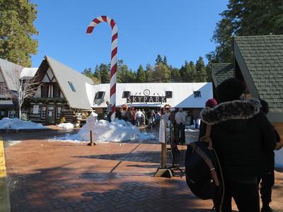 2020 Nov 11 Santa's Village
