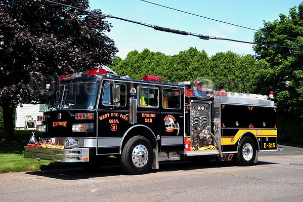 NORTHUMBERLAND COUNTY FIRE APPARATUS