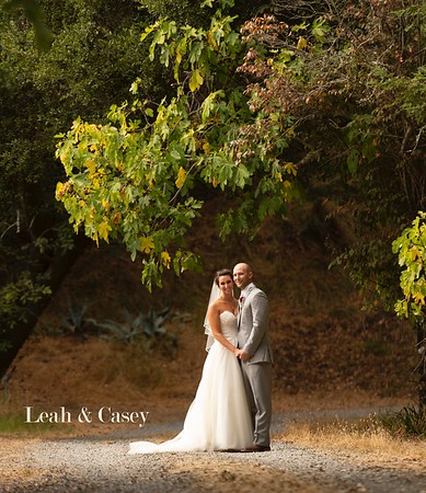 Leah & Casey's DPV Wedding Album