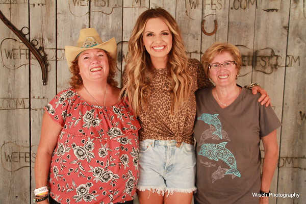 WeFest 2018 Carly Pearce M&G