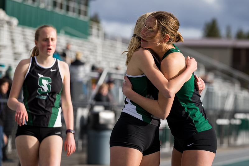 Summit vs. Crook County and Ridgeview track meet